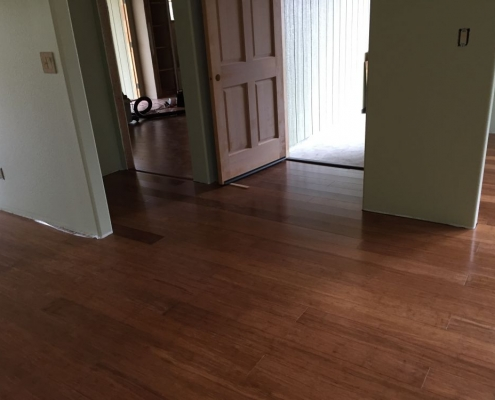 big island flooring installation